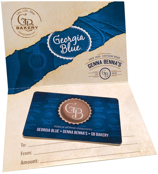GB3 Gift Card