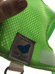 Mesh, Waterproof, Hi-Vis Designs - Original Butterfly Cat Jacket