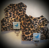 Walking Harness/Jacket Luxurious Faux Fur Range