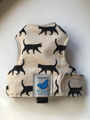 Print  Designs - Original Butterfly Cat Jacket