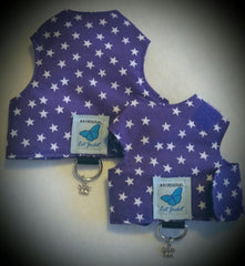 Butterfly Cat Jackets ~ Star Designs
