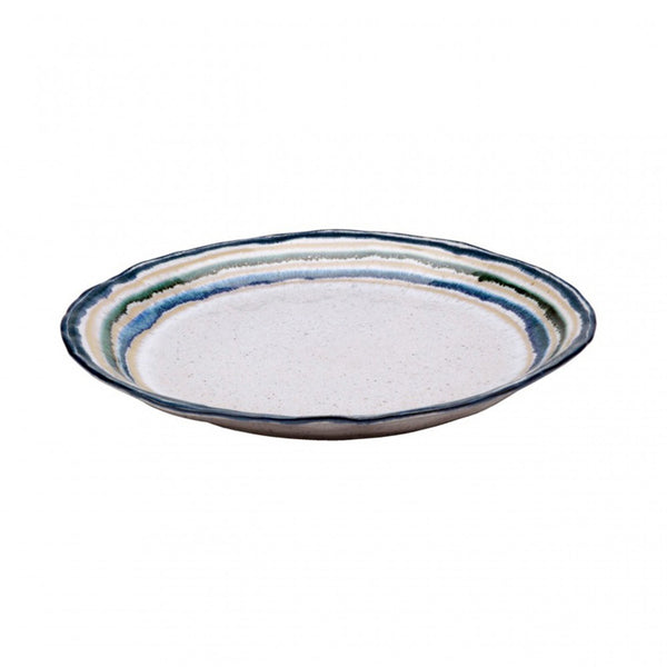 SAUSALITO ROUND SERVING PLATTER