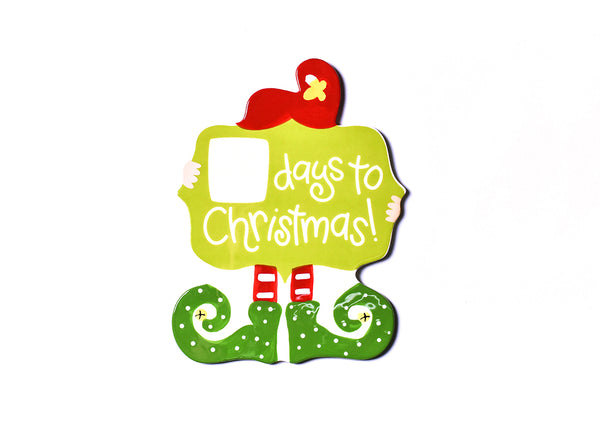 Coton Colors RETIRED Big Attachment - CHRISTMAS COUNTDOWN