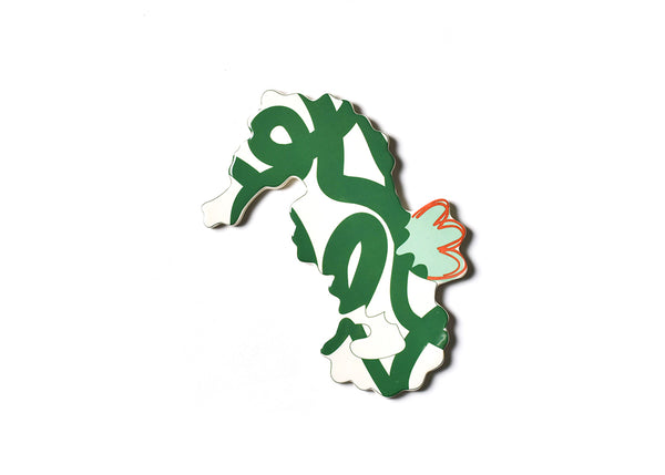 Coton Colors RETIRED Big Attachment SEAHORSE