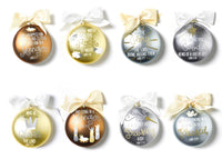 The Birth Of Christ Ornament Series - Set of 8