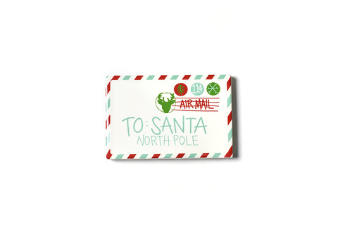 Coton Colors Big Attachment - Letter Santa