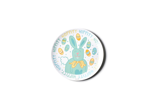 Coton Colors RETIRED Melamine Dinner Plate EASTER BUNNY