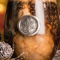 Southern Jubilee Iced Tea Pewter SNOWFLAKE