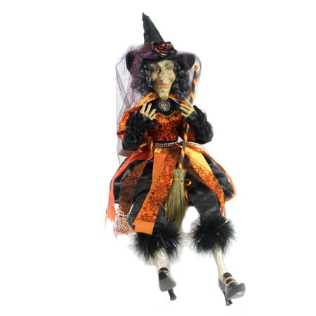 Winifred Witch Figurine