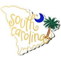 Coton Colors Big Attachment SOUTH CAROLINA State