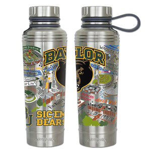 Cat Studio 18oz Stainless Water Bottle - Baylor