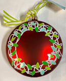 Coton Colors 2015 Limited Edition Ornament Making Spirits Bright