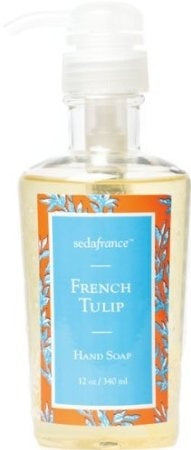 Seda France Hand Soap 12-oz FRENCH TULIP