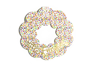 Coton Colors - Wooden Wreath - Toss