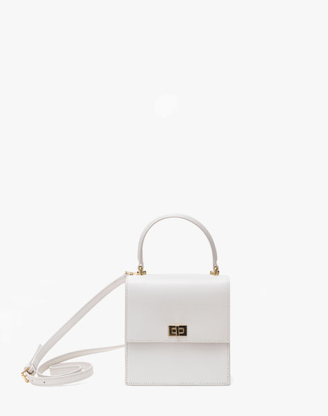 No. 19 The Mini Lady Bag Saffiano