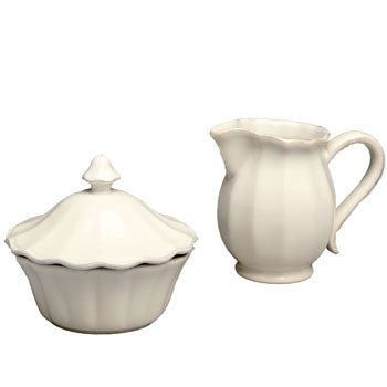 South Beach - Creamer & Sugar, Lime - Genevieve Bond Gifts