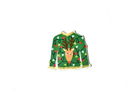 Coton Colors Mini Attachment UGLY SWEATER Happy Holiday Party 2019