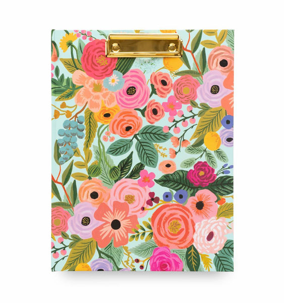 Rifle Paper Everyday Clipfolio - Garden Party
