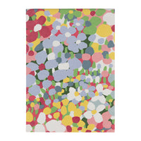 Kate Spade RETIRED Desk Top Notepad FLORAL DOT - SALE!