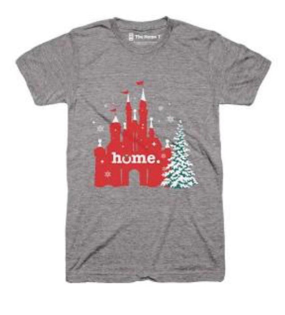 The Home T Winter Castle Tee