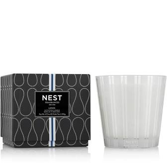 Nest Luxury 4-Wick Candle LINEN
