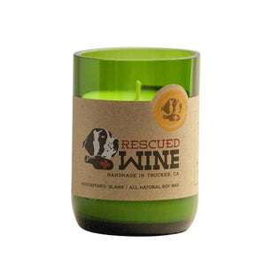 Rescued Wine Candle Mimosa - Genevieve Bond Gifts