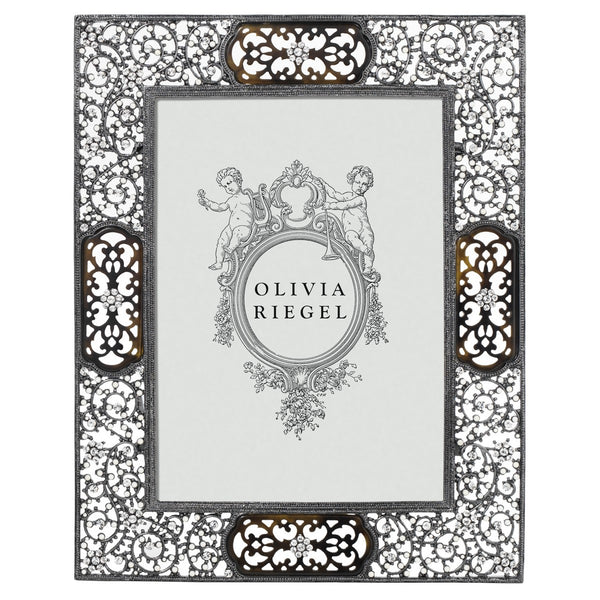"Queen Anne's Lace 5"" x 7"" Frame RETIRED"