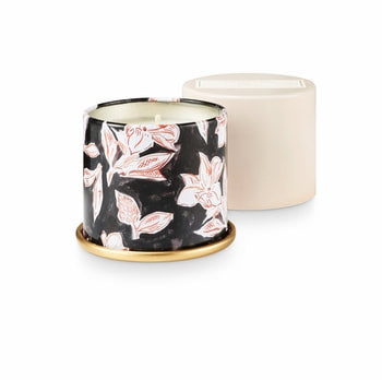 Demi Tin Candle