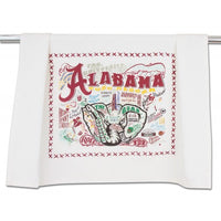Alabama, University of Collegiate Dish Towel