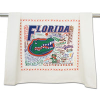 Florida, University of Collegiate Dish Towel