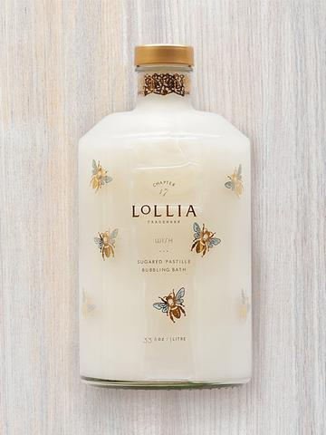 Lollia - Bubbling Bath - WISH