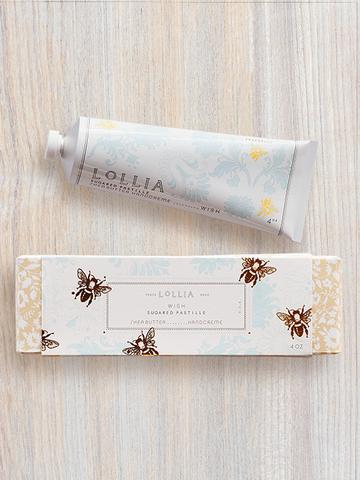 Lollia - Hand Creme - WISH