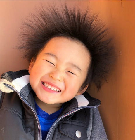 Do Little 4 Easy Ways To Prevent Static In Kids Hair During Winter