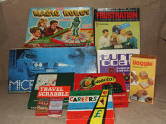 Games & Board Games