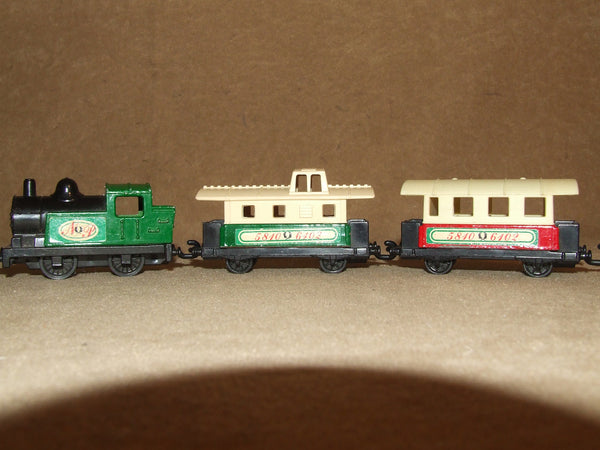 Matchbox Train Caboose And Carriage N & P Livery Vintage 1970's - Vintage Retro And Vinyl - 1