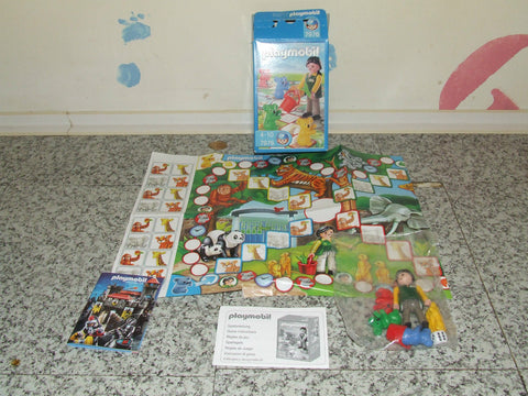 Playmobil Garden Scene # 7976 Age 4-10 Years - Box Opened with Sealed Contents - Vintage Retro And Vinyl - 1