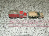 Husky Guy Warrior Coal Truck & Lesney Matchbox M3 Personnel Carrier - Vintage Retro And Vinyl - 2