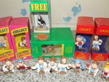 Tetley Teafolk, Wildlife, House & Music Stars Large Collection Some Boxed - Vintage Retro And Vinyl - 2