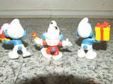 7 x Smurf Figures ~ Peyo, Schliech, McDonalds - Vintage Retro And Vinyl - 3