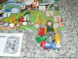 Playmobil Garden Scene # 7976 Age 4-10 Years - Box Opened with Sealed Contents - Vintage Retro And Vinyl - 6