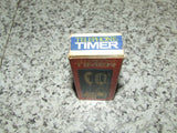 Lucite Telephone Timer - Boxed & VGC - Retro - Highly Collectable - Vintage Retro And Vinyl - 5