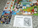 Playmobil Garden Scene # 7976 Age 4-10 Years - Box Opened with Sealed Contents - Vintage Retro And Vinyl - 5