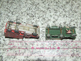 Husky Guy Warrior Coal Truck & Lesney Matchbox M3 Personnel Carrier - Vintage Retro And Vinyl - 5