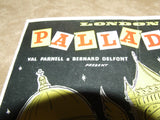 London Palladium Theatre Program 1956-Rocking The Town- Secombe, Cogan, Reid, Atwell - Vintage Retro And Vinyl - 11