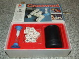 MB Games Crossword Game 1+ Players Complete Boxed VGC - Vintage Retro And Vinyl - 2