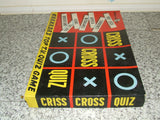 Chad Valley TV's Criss Cross Quiz Complete With Instructions 1950's - Vintage Retro And Vinyl - 5