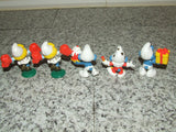 7 x Smurf Figures ~ Peyo, Schliech, McDonalds - Vintage Retro And Vinyl - 6