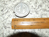 MG Badge - Centre Of Steering Wheel or Gearstick ? - Vintage Retro And Vinyl - 2