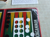 Invicta Games Passport Series Backgammon Boxed With Instructions 1973 - Vintage Retro And Vinyl - 8