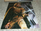 "Battlestar Galactica 140 Piece Jigsaw Comp & Boxed 14x18""- Starbuck - 1978 - Vintage Retro And Vinyl - 8"